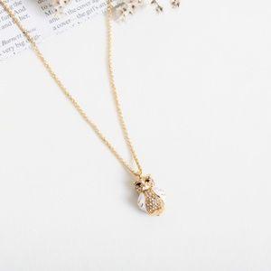 kate spade Jewelry - kate spade star bright owl super cute necklace